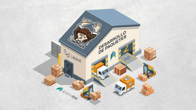 Desarrollo de paquetes para Laravel & PHP