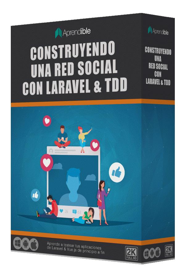 Construyendo una red social con Laravel & TDD